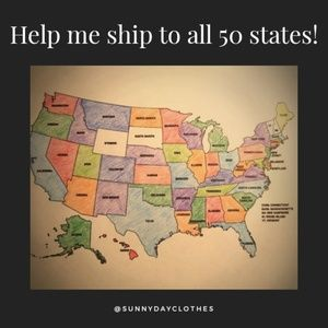 FREE GIFT!! States Need: NH, SD, VT, WY